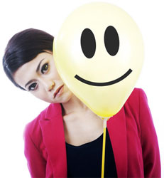 Why having a positive attitude doesn't necessarily benefit you.